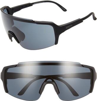Smith Flywheel 160mm ChromaPop(TM) Shield Sunglasses