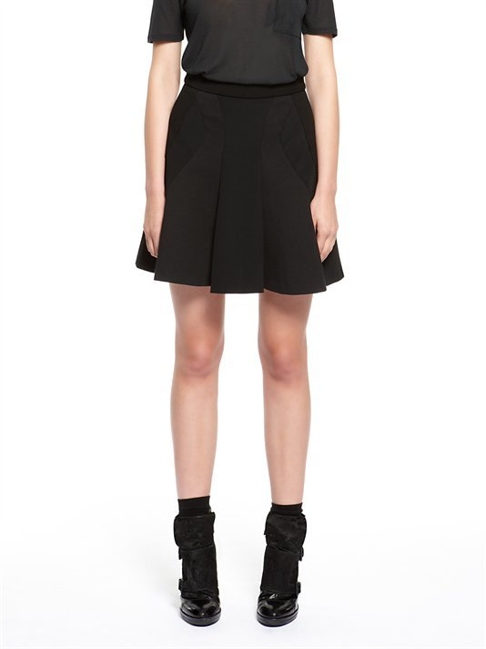 DKNY Luxe Ponte Skirt