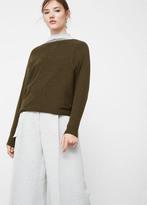 MANGO Cotton Sweater