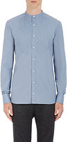 Kolor MEN'S BIB COTTON POPLIN SHIRT