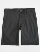 NITROUS BLACK Brown Mens Shorts