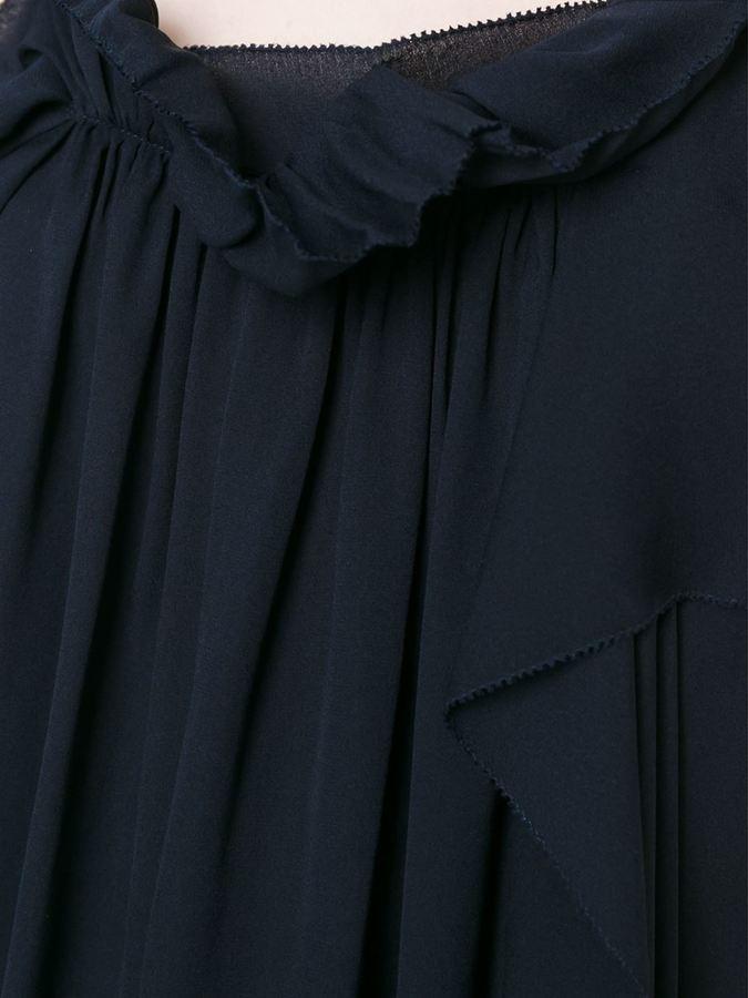 3.1 Phillip Lim pleated cami blouse