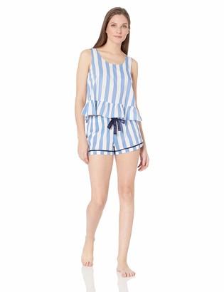 Jane & Bleecker Women's Shorty Pajama Set