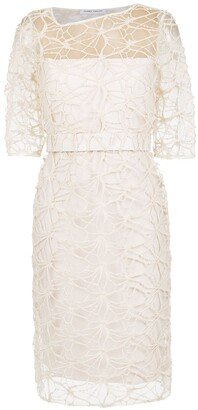 Gloria Coelho Lace Dress