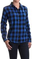 Woolrich Buffalo Check Flannel Shirt - Long Sleeve (For Women)
