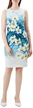 Hobbs London Amelie Floral Sheath Dress