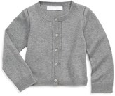 Burberry Infant Girl's 'Rheta' Cardigan