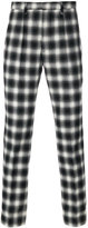 Dondup checked trousers
