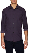 Vince Camuto Woven Print Sportshirt