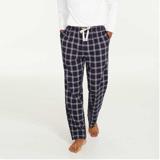 Joe Fresh Men's Flannel Sleep Pants, Dark Navy (Size XXL)