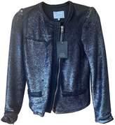 IRO Metallic Leather Jackets