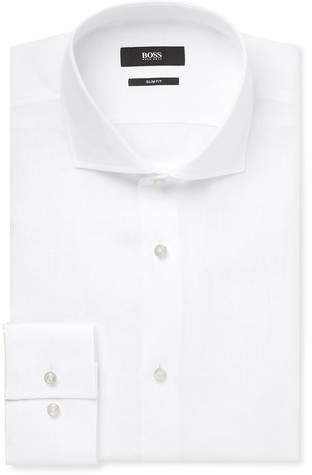 749f03f6 HUGO BOSS Men's Dress Shirts - ShopStyle