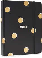 Kate Spade Scatter Dot Large 17 Month 2018 Agenda