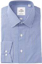 Ben Sherman Diamond Dobby Gingham Slim Fit Dress Shirt