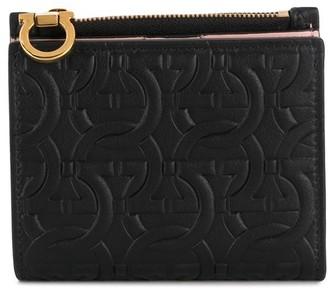 Salvatore Ferragamo Gancini compact wallet