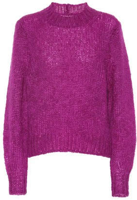 Isabel Marant Ivah mohair-blend sweater