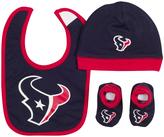 Gerber Houston Texans Four-Piece Beanie Set