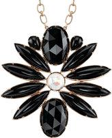 Irene Neuwirth Black Onyx & Rainbow Moonstone Pendant Necklace