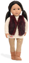 "Our Generation Tamaya 18"" Non Poseable Doll"