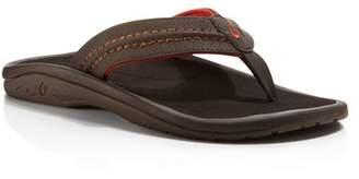 OluKai Men's Hokua Flip-Flops