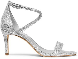 MICHAEL Michael Kors Ava Cross-Strap Sandals