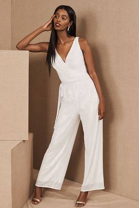 Sachin + Babi Somers Jumpsuit By in White Size 2
