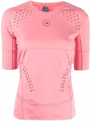 adidas by Stella McCartney TruePurpose short-sleeve T-shirt