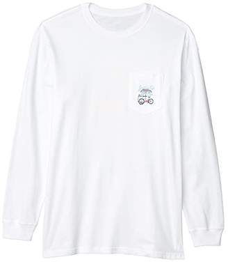 Southern Tide Ice Cream Cart T-Shirt (Classic White) Women's Clothing