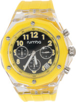 RumbaTime Mercer 45mm Flex Watch