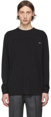 Cobra S.C. Black Jersey Long Sleeve T-Shirt