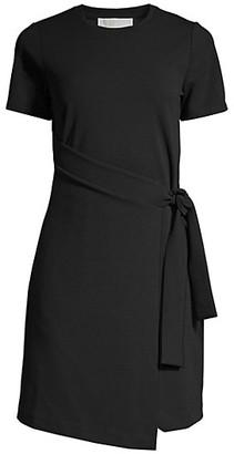 MICHAEL Michael Kors T-Shirt Wrap Dress