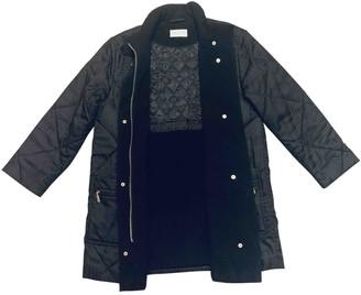 Basler Black Wool Jacket for Women