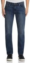 Paige Lennox Super Slim Fit Jeans in Attic