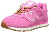 New Balance Unisex Kids 574 Low-Top Sneakers,34 1/2 EU