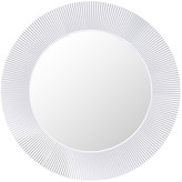 Kartell All Saints Round LED Mirror - Crystal