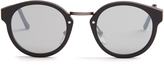 RetroSuperFuture Panama round-frame acetate sunglasses