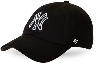 '47 Black & White NY Yankees Afterglow Hat