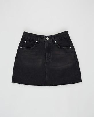 Cotton On 90s Denim Skirt -Teens