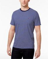 Tommy Hilfiger Men's Kennedy Stripe Crew-Neck T-Shirt