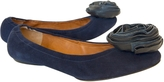 Givenchy Blue Leather Ballet flats