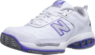 New Balance womens 806 V1 Tennis Shoe