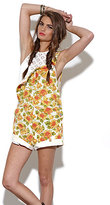 Tallow Sunflowers Overalls