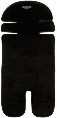 Babyhood Stroller Liner Micro Fleece Black