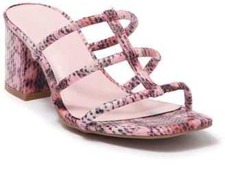 Abound Lucci Block Heel Sandal