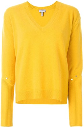 Escada Sport Stud Detailed Jumper