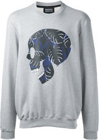 Markus Lupfer skull print sweatshirt - men - Cotton - L