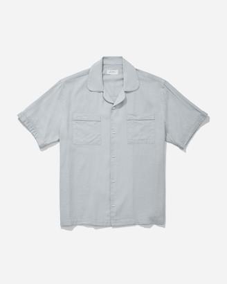 Saturdays NYC Cameron Script SS Shirt