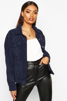 boohoo Oversize Cord Jacket