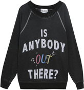 Wildfox Couture Anybody Out There Sweater