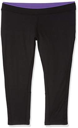 Result Women's S273F Tights, (Sport Grey Marl/Hot Coral), (Size: XX-Large)
